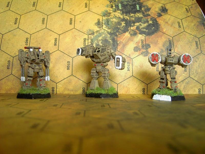 Werewolf´s Tabletop wahn  Teil 3 Battletech PICT0197.sized