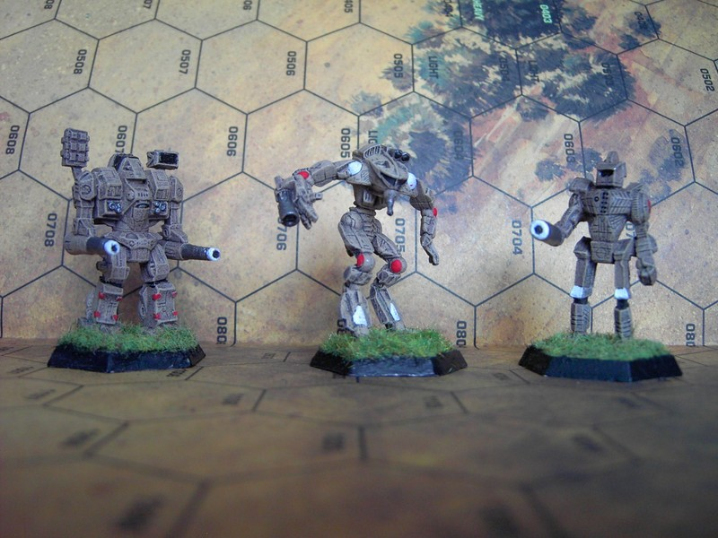 Werewolf´s Tabletop wahn  Teil 3 Battletech PICT0198.sized