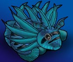 Lionfish plushie of doooom